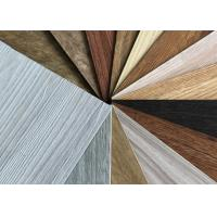 Non Toxic LVT Wood Flooring , Dry Back Contemporary Vinyl Flooring With Wear Layer