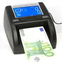 Quality Automatic Currency Money Detctor with LCD Screen of USD,EURO for sale