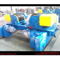 Quality Movable 2T - 60T Welding Turning Rolls / Pipe Rotators / Tank Turning Roll 60000kg wholesale