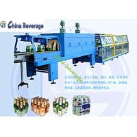 Quality Automatic PE Film Shrink Wrap Packaging Machine For Bottle Customized Capacity wholesale