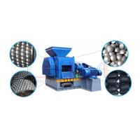 China Coal ball press machine Biomass briquette machine,coal briquette machine, metal briquette presses made in Henan China on sale