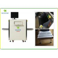 China Hand Bags X Ray Baggage Scanners Small Tunnel Size With Extension Trays on sale