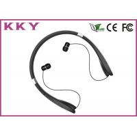Quality Neckband Bluetooth Headphone Audio Companion with 12 Hours Play Time for Music Aficionados wholesale