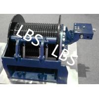 Quality Small Industrial Electric Lifting Winch For Trawler SGS ISO Certificate wholesale