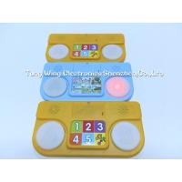 Quality 6 Button and  2 LED Module For Animal Sounds Book , Play A Sound Book wholesale