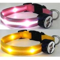 Quality LED Flashing Pet Collar (BC103) wholesale