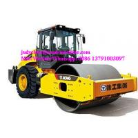 China XCMG Vibratory Road Roller XS183J Weight 18000kgs/18t 118KW Shangchai Engine, Euro II on sale