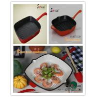 Quality cast iron griddles & grill pans wholesale
