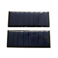 Quality Mini Solar Panels / Epoxy Resin Solar Panel For Electric Torch Lighting wholesale