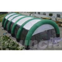 Quality Constant Air Inflatable Paintball Arena With Durable Nylon For Commercial Use wholesale