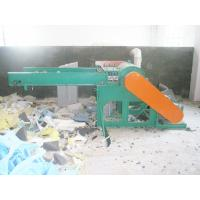 Quality Waste Recovery Foam Cutting Machine For Processing Cushion / Pillow / Mat wholesale