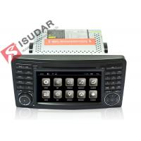 Cheap Quad Core Mercedes Benz Car Dvd Player Android 6.0 Head Unit 2G RAM 16G ROM for sale