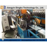 China Fire Resisting Damper Roll Former Machine Steel K Span Roll Forming Machine on sale