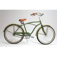 "Quality Made in China new design OEM steel frame  26"" 2.125 beach cruiser bicycle with Shimano 6/7speeds wholesale"