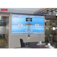 China Outdoor Touch Screen Wall Display , Large Multi Screen Display Wall on sale