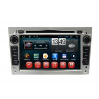China Opel Vectra Meriva Car GPS Navigation System Android 4.2 DVD Player Touch Panel on sale