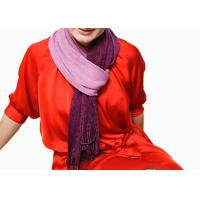 Quality Fashion Thick Womens Knitted Scarf Winter Warm Plain Acrylic Long Knitting Scarf wholesale