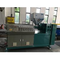 China Pvc Edge Banding Extrusion Line , Pvc Edge Banding Machines For Small Shops on sale