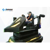 Quality Thrilling Game Experience VR Racing Simulator With HD Screen 3000W wholesale
