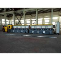Fully High Carbon Straight Line Wire Drawing Machine With Double Inverter