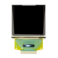Quality 3.75G 1.5'' 0.045x0.194mm Pixel Full Color OLED Display wholesale