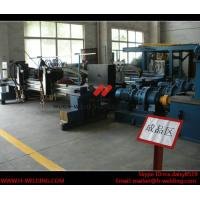 Cheap H Beam Line Auto H Beam Assembly Machine With Welder / 1800mm Web Height for sale
