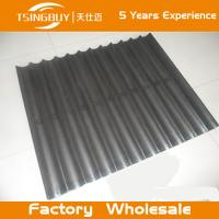 Quality Factory high quality bread baking aluminum sheet-cake baking trays-non-stick french baguettes baking tray wholesale