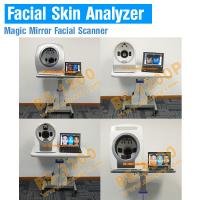 China Bio skin analyzer lamp skin analysis magnifier machine 3d face machine on sale