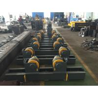 Quality VDF Tank Welding Equipment Rotator With One Drive And One Idler wholesale