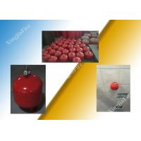 Quality Stand Alone Fm200 System Auto Fire Extinguishers 40L Volume For Server Room wholesale