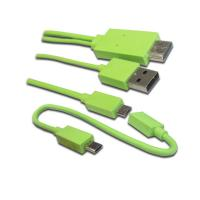 Quality High Quality MHL Cable For for samsung phone with 5 pin/11pin for S4 wholesale