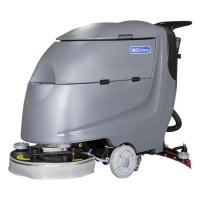 Quality Delicate Structure Ceramic Tile Cleaning Machine / Scrubber Cleaning Machines wholesale
