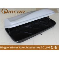 Quality Universal Rooftop Cargo Box For Luggage , Car Roof Storage Box wholesale