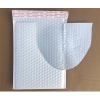 Quality Durable Shipping Poly Mailers 360x460 #A3 , White Bubble Packaging Envelopes wholesale