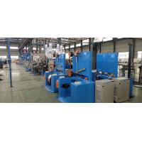 Quality Compact Structure Wire Extruder Machine For Drawing BV Building Wire wholesale