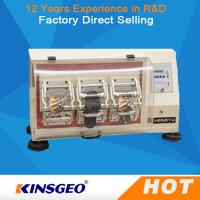 Quality GB/T20991-2007 LCD Leather Ross Flex Tester With Fixture 100kg wholesale