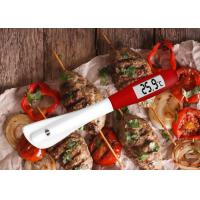 China Kitchen Digital Food Thermometer Water Resistant Digital Thermometer LCD Display on sale
