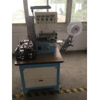 Quality Hot Seal Cut Ultrasonic Label Cutting Machine 0-200/Min Ribbon Cutter Machine wholesale