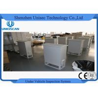 Quality CE / ISO Approved Under Vehicle Inspection System Single Sealed Design wholesale