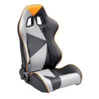 Quality Lamborghini Style PU Leather Custom Racing Seats / Sports Car Seats wholesale