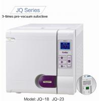 Quality 18L 23L Class B Vacuum Drying Dental Autoclave Sterilizer With LCD Display wholesale
