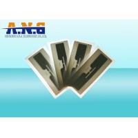China Passive Vehicle Windshield UHF RFID Chip tag Car Parking Alien - H3 ISO18000-6C on sale