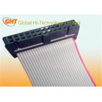 Quality Flexible 40 Pin IDC Ribbon Cable , Flat Ribbon Cable For Data Transfer wholesale
