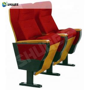 Quality Commercial 3D Theater System Furniture Folded Cinema Chair Church wholesale