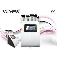 Cheap Ultrasonic Vacuum Cavitation RF Slimming Machine For Skin Lifting And Wrinkle Removal for sale