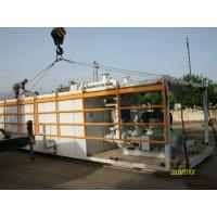 Quality Drilling Fluid Recycling Tank, Solid Control System, C / W shale shaker, desander wholesale
