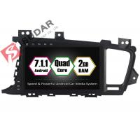 Quality 9 Inch 2 Din Car Multimedia Navigation System , Kia K5 / Kia Optima Dvd Player wholesale