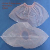 Quality Ly Disposable PE Pink Shoe Cover wholesale