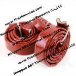 Quality Silicone coated fiberglass Fire Sleeve wholesale