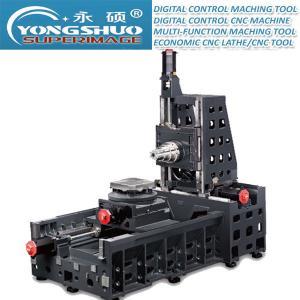 China 1360*700mm Horizontal CNC Lathe Horizontal CNC Miller Box Way CNC Milling Machine Center on sale